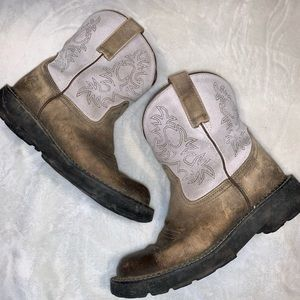 Ariats Fatbaby boots size 8.5